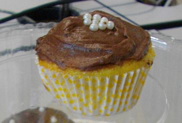 Cocoa Cream Cheese Cupcakes
